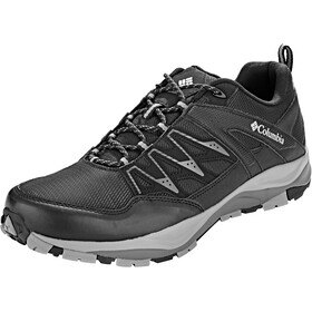 Columbia Wayfinder Outdry Shoes Herren black/lux